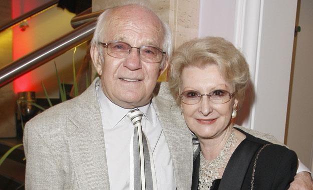 Jadwiga Barańska i Jerzy Antczak /AKPA