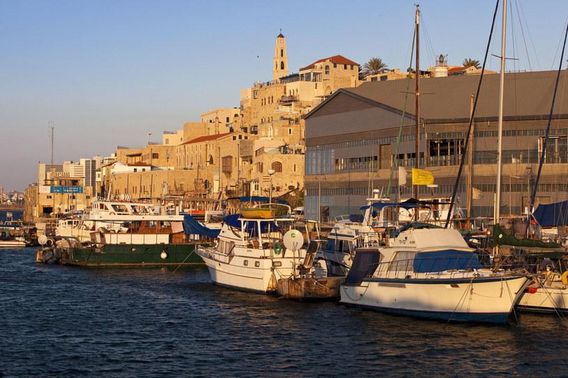 Jaffa - jeden z najstarszych portów świata /AFP