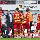 """Jagiellonia Białystok - Podbeskidzie Bielsko-Biała 3-2. Cudowna końcówka """"Jagi"""""""