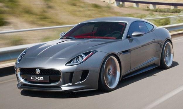 Jaguar C-X16 /