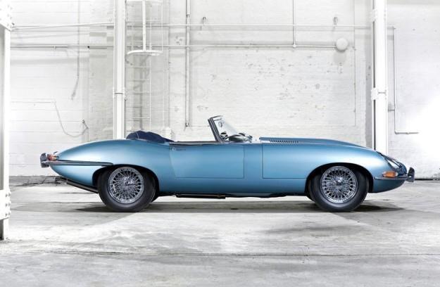 Jaguar E-type /