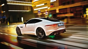 Jaguar F-Type Coupe R - test