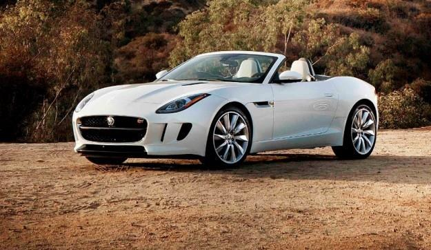 Jaguar F-Type /