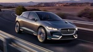 Jaguar I-Pace - elektryczny SUV
