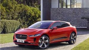 """Jaguar I-Pace - pierwszy """"elektryk"""" marki"""