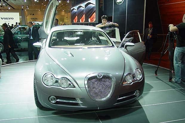 Jaguar R-D6 (kliknij) /INTERIA.PL