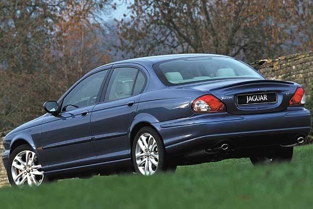 Jaguar X-Type /INTERIA.PL