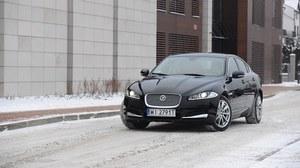 Jaguar XF 2.0 turbo - test