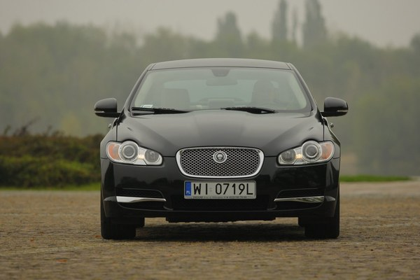 Jaguar XF I (2008-2015)