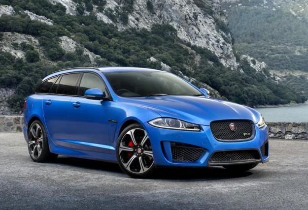 Jaguar XFR-Sportbrake /