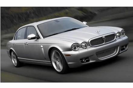 Jaguar XJ / Kliknij /INTERIA.PL