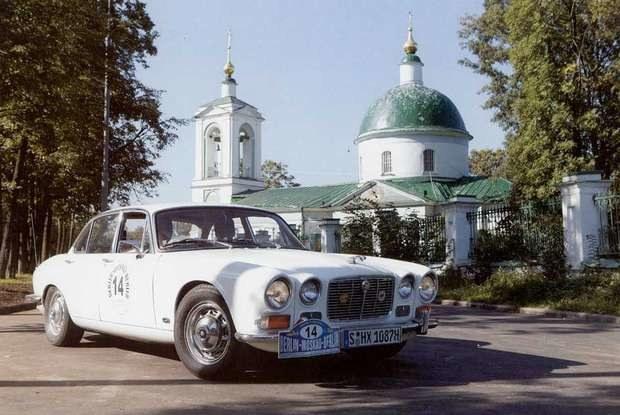 Jaguar XJ6 / Kliknij /INTERIA.PL