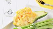 Jajecznica z awokado