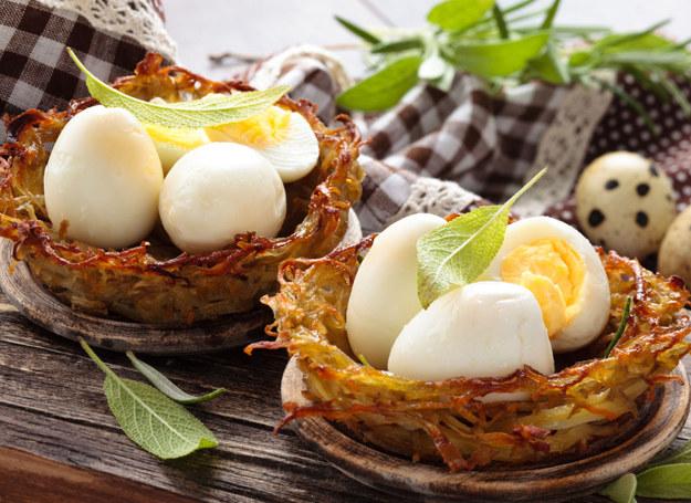 Jajka to podstawa wielkanocnego śniadania /123RF/PICSEL