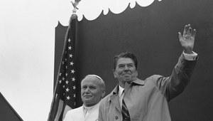 """Jak aktor, który został prezydentem USA, doprowadził do upadku """"imperium zła"""" - ZSRR"""