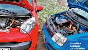 Jak awaryjnie uruchomić auto zimą?