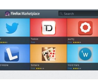 Jak będzie wyglądał Firefox Marketplace?