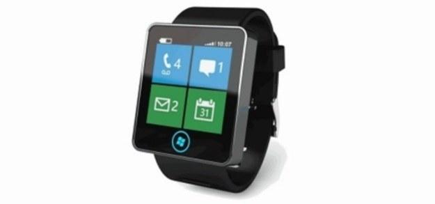 Jak będzie wyglądał smartwatch Microsoftu? /materiały prasowe