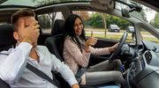 Jak być dobrym pasażerem, gdy prowadzi niedoświadczony kierowca