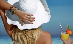 Jak chronić włosy przed promieniowaniem UV?