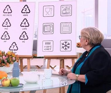 Jak czytać oznakowania na plastikowych opakowaniach do żywności?