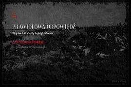 Jak dobrze znasz historię polskich powstań?  (cz. 2)