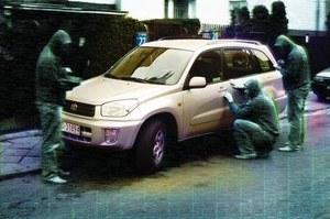 Jak dzisiaj kradnie się auta