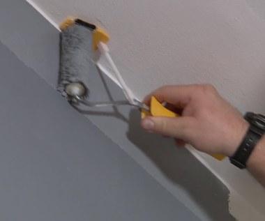 Jak idealnie pomalować ścianę? Wskazówki Wiesława Skiby