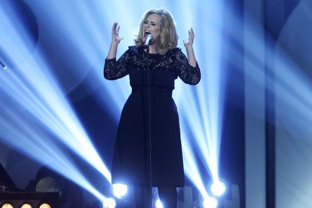"""Jak mówią Amerykanie: """"sky is the limit"""". Jak daleko zajdzie Adele? - fot. Dave J Hogan /Getty Images/Flash Press Media"""