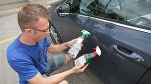 Jak nie czyścić samochodu
