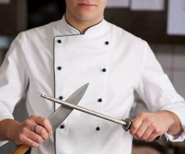 Jak ostrzyć nóż?