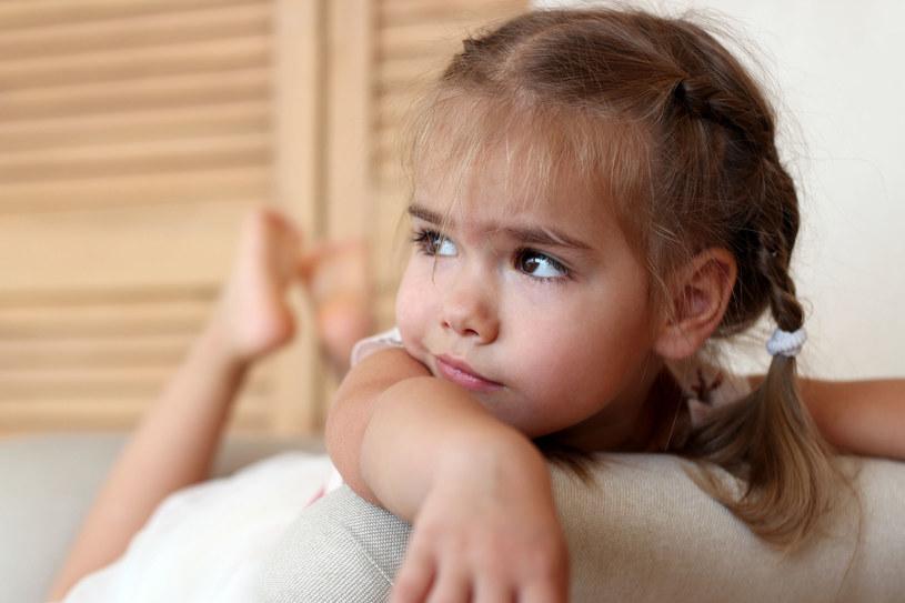Jak podają statystyki 1 dziecko na 125 jest dotknięte mutyzmem wybiórczym /123RF/PICSEL