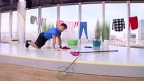 Jak połączyć ćwiczenia ze sprzątaniem?