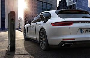 Jak Porsche Panamera to... hybrydowe