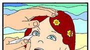 Jak postępować, gdy dziecko ma uraz oka