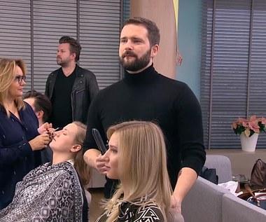 Jak prostować włosy? Rady Macieja Wróblewskiego