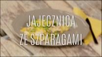 Jak przyrządzić jajecznicę ze szparagami?