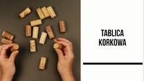 Jak samodzielnie zrobić tablicę korkową?