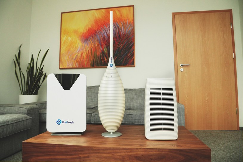 Jak skutecznie oczywiście powietrze w domu? /materiały prasowe