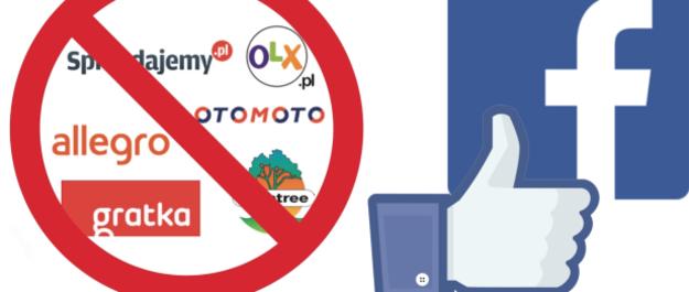 Jak sprzedać samochód przez Facebooka