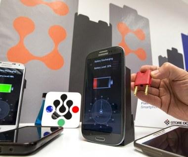 Jak szybko podładować baterię smartfona?