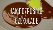 Jak szybko rozpuścić czekoladę?
