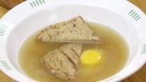 Jak ugotować rosół włoski z jajkiem i parmezanem?