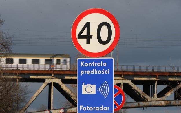 Jak ustawia się ograniczenia prędkości? / Fot: Stanisław Kowalczuk /East News