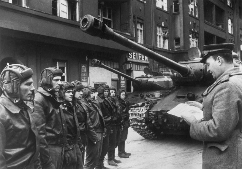 Jak w każdej armii, tak i w radzieckiej, byli dobrzy i źli ludzie /East News
