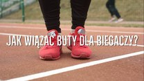 Jak wiązać buty - poradnik dla biegaczy