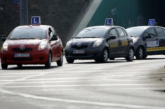 Jak wybrać autoszkołę? / Fot: Andrzej Stawiński /Reporter