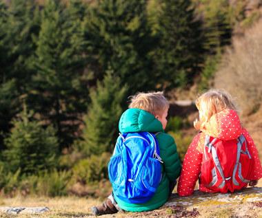 Jak wybrać się z dzieckiem góry