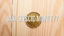 Jak wyczyścić brudne monety?
