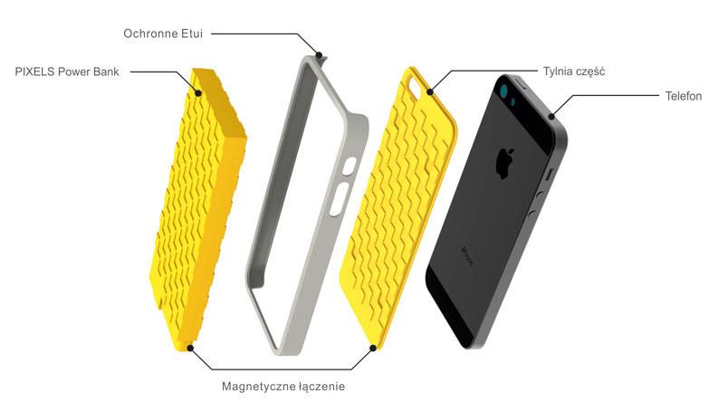Jak wygląda  euti ładujące telefon /materiały prasowe